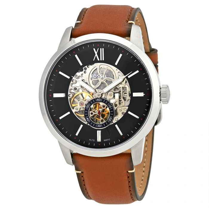Townsman Automatic Skeleton Dial Men's Watch